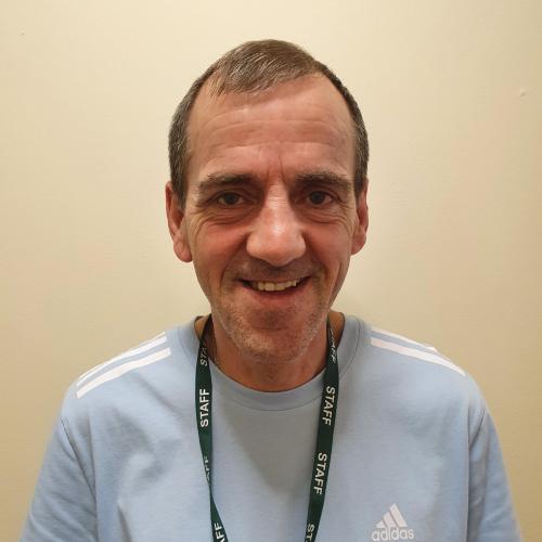 Andrew Jones Support Worker at Oasis Runcorn Rehab